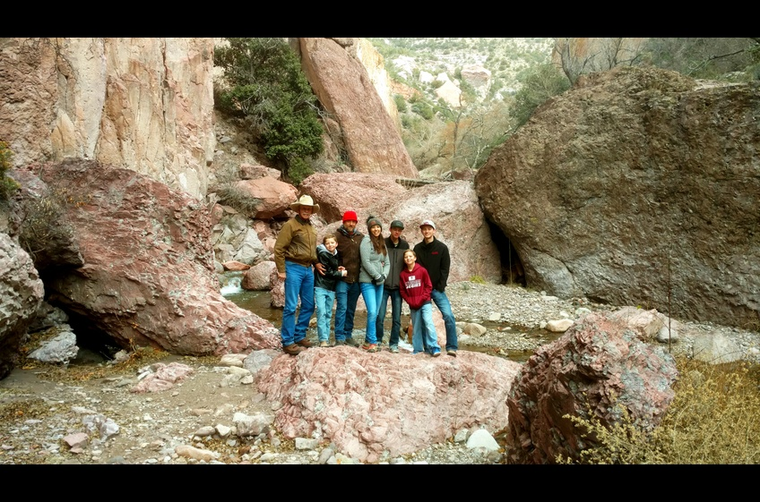 Family Vacation Spent Hiking New Mexico Cabin Rentals
