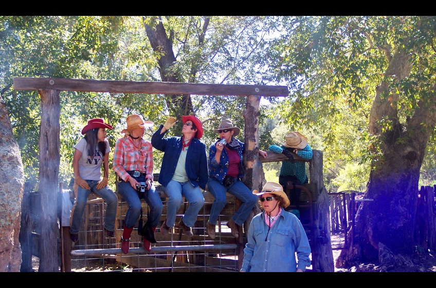 Bring your friends and Rent the Ranch at New Mexico Cabin Rentals!