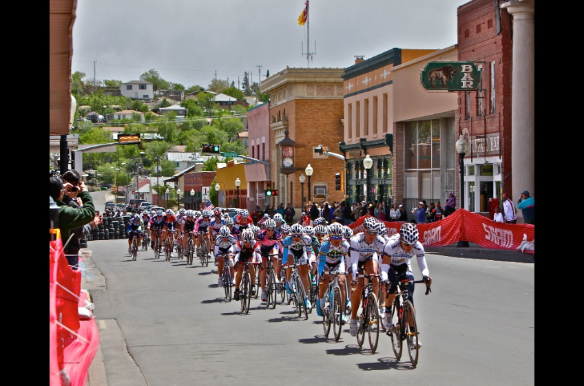 New Mexico Cabin Rentals is the Perfect Home Base to Enjoy the Annual Tour of the Gila Cycling Race!
