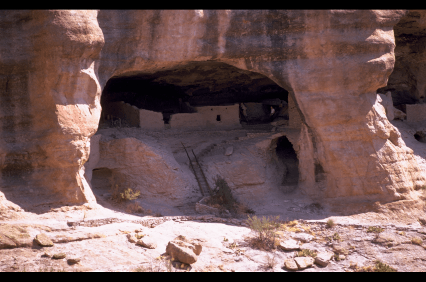 Plan a day trip to the Gila Cliff Dwellings Monument from the comfort of New Mexico Cabin Rentals!