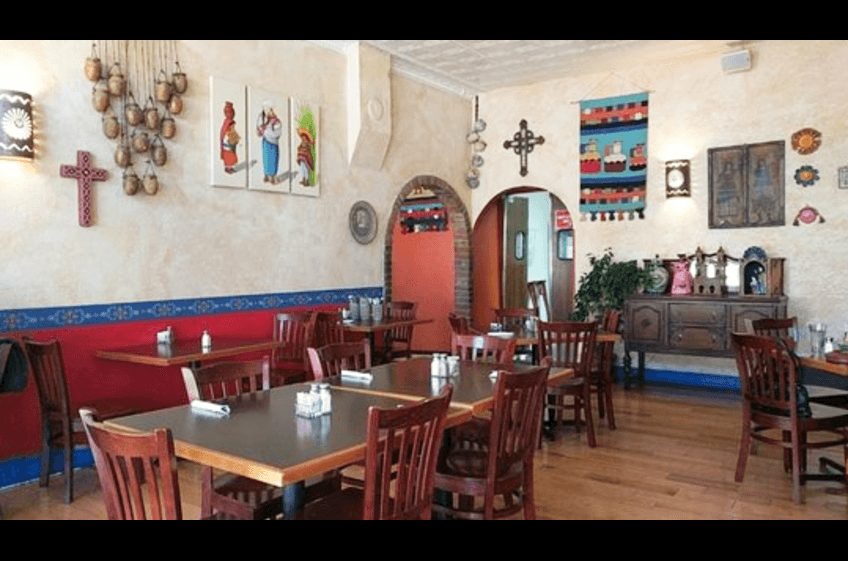 Jalisco Mexican Cafe in Silver City NM - just 32 miles from Double E Ranch and New Mexico Cabin Rentals