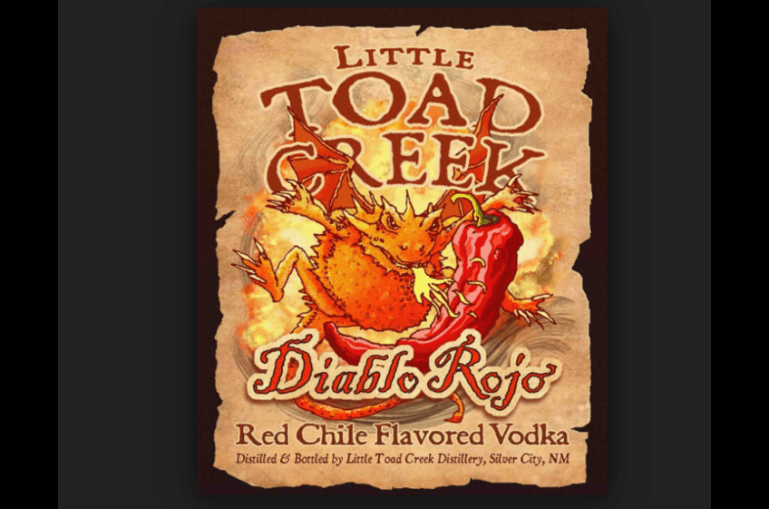 Bring Little Toad Creek Speciality Brews back to your Cabin at Double E Ranch!  Enticing!!