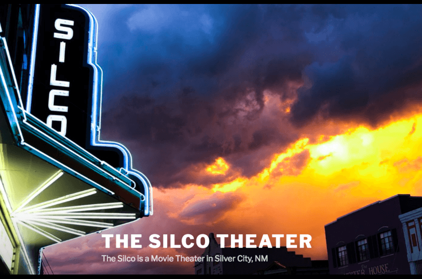Silco Theater in Silver City NM