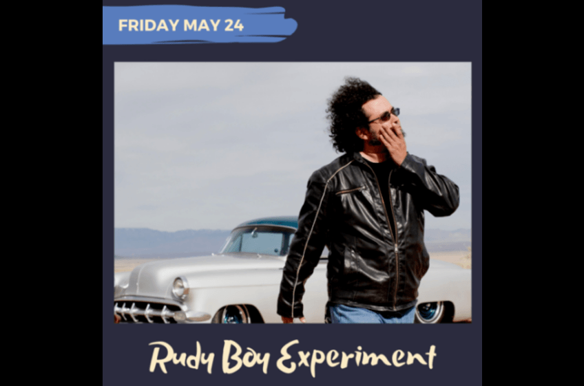 Rudy Boy Experiment live at the Silver City Blues Festival. Lodging Available at Double E Ranch