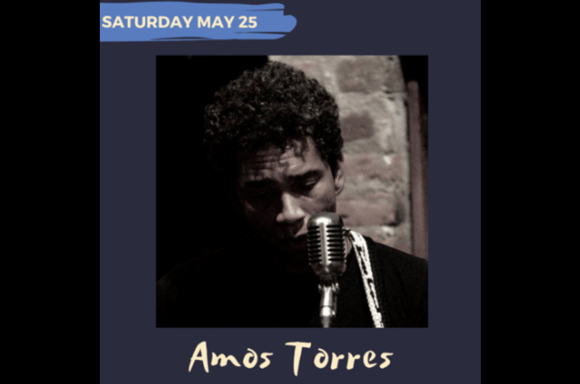 Amos Torres - Silver City Blues Festival. Lodging available at NM Cabin Rentals - Gila