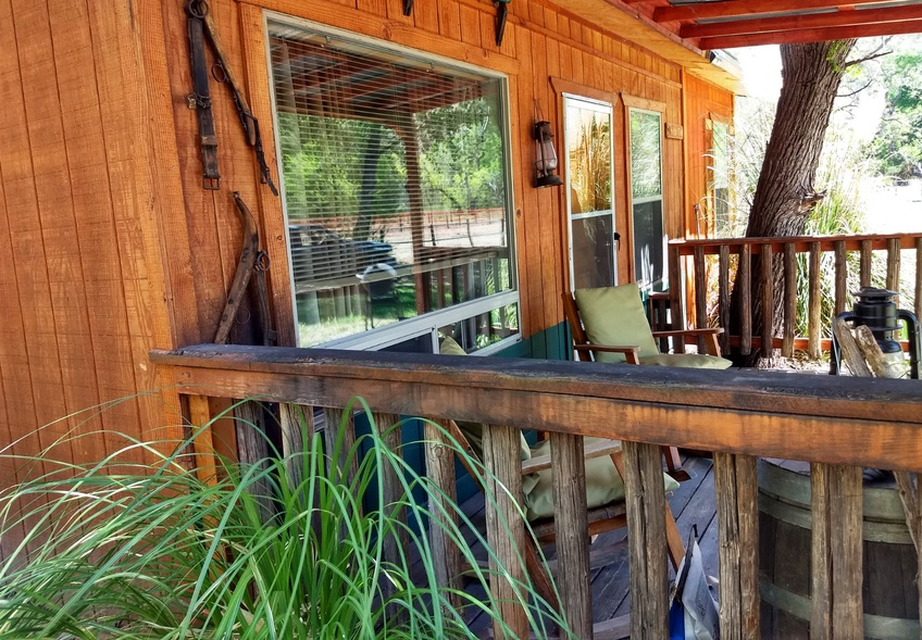 Vacation Cabins Private Retreat Along The Southwestern