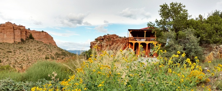 Surround Yourself with Nature and Seclusion in Private Bear Creek Canyon Retreat